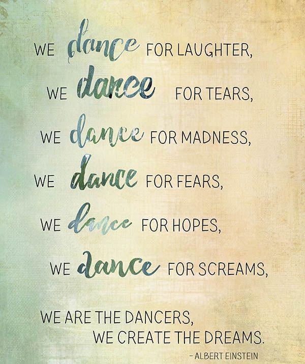 Dance Quotes 0105
