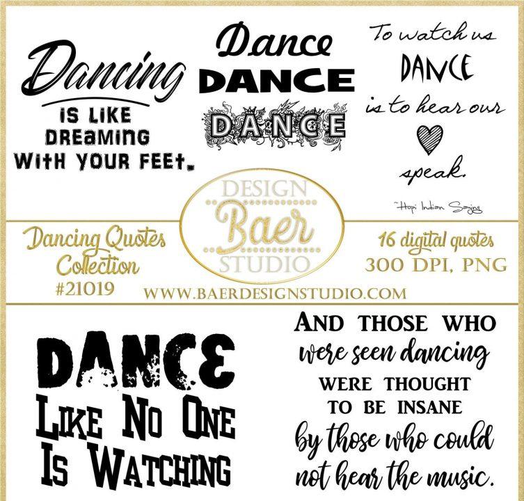 Dance Quotes 0113