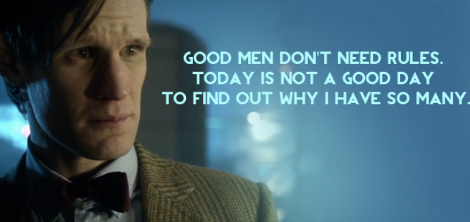 Doctor Who TV Show Quotes 0109