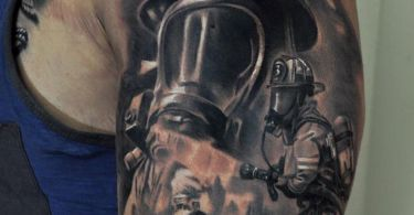 Firefighter Tattoos