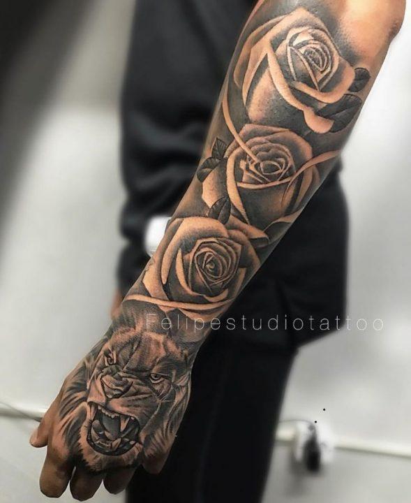 Forearm Tattoos Design & Ideas For Boys & Girls 0003
