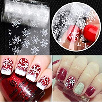 Great Christmas Nail Idea