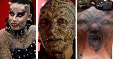 Insane Tattoos 009