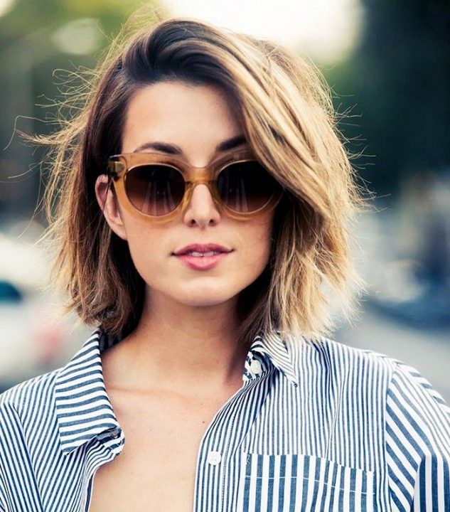 Short Hair Styles Design Idea for Women & Girls 0010