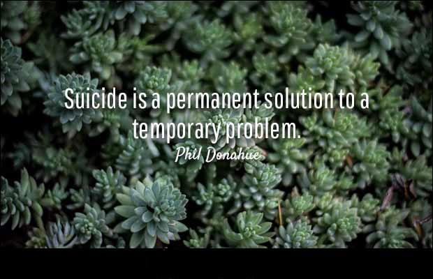 Suicide Quotes 01