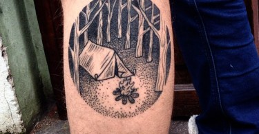 Tent Tattoos
