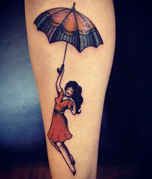 Umbrella Tattoos