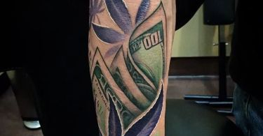 Weed Tattoos