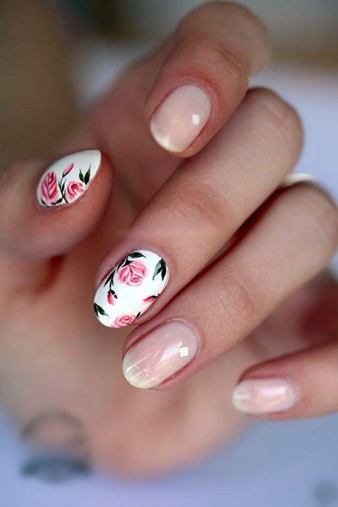 cute nail image