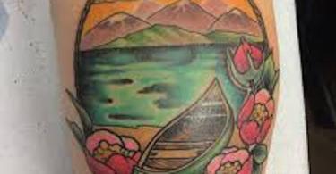 Canoe Tattoos