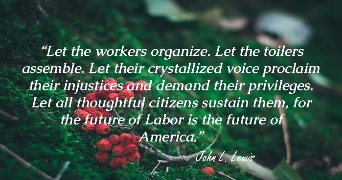 Citizenship quotes, Sayings And Quotations let the workers organize. let the toilers assemble