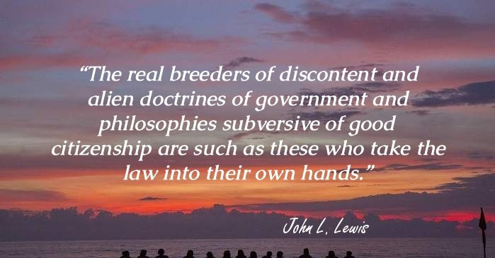 Citizenship quotes, Sayings And Quotations the real breeders of discontent and alien