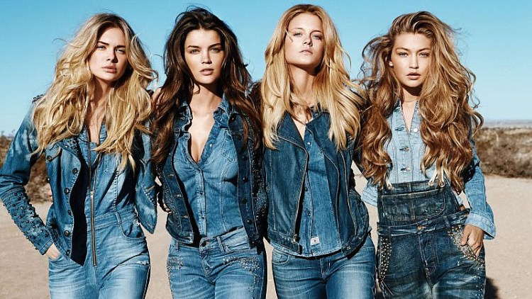 Denim Outfit Styles For Women's 33