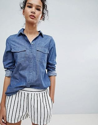 Denim Outfit Styles For Women's 40