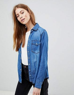 Denim Outfit Styles For Women's 44