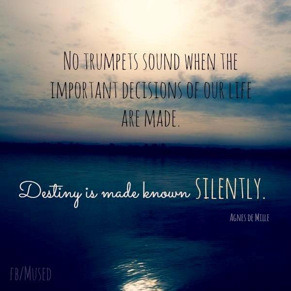 Destiny Quotations