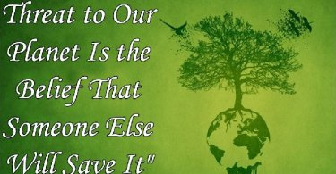 Nature Quotations