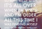 Quotes From A Song