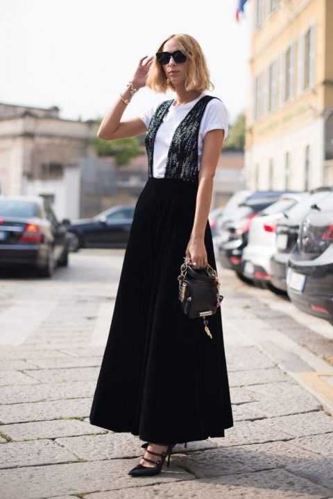 Skirt Outfits Styles For Cute Girls 02