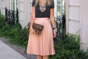 Skirt Outfits Styles For Cute Girls 06