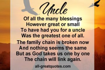 Uncle Quotes To Niece