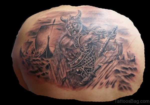 Alluring Back Tattoos For Boy's And Girls 17