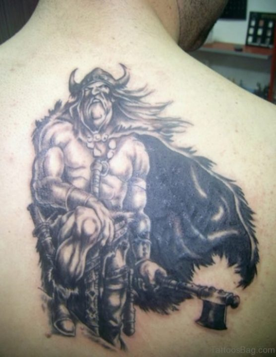 Alluring Back Tattoos For Boy's And Girls 50