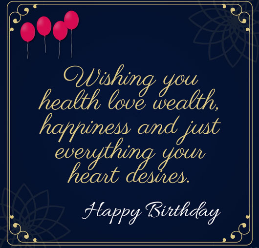 Birthday Quotes 08
