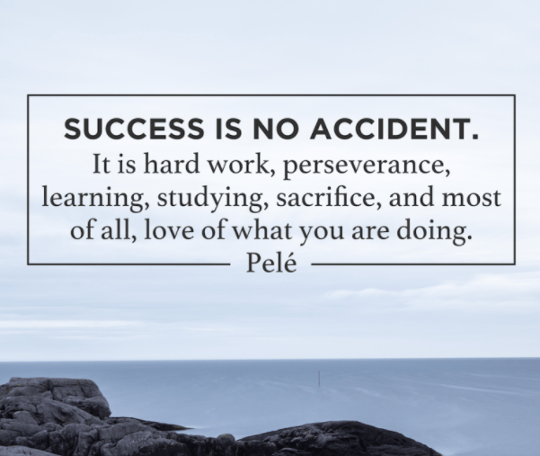 Motivational Success Quotes, Saying and Quotations images success is no accident it is hard work, perseverance, learning, studying