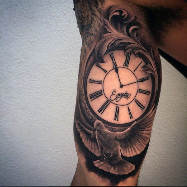 65 Extraordinary Bicep Tattoos Designs Images Ideas Picsmine