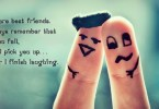 To My Best Friend Happy Birthday Greetings Wishes Message Finger Wallpaper