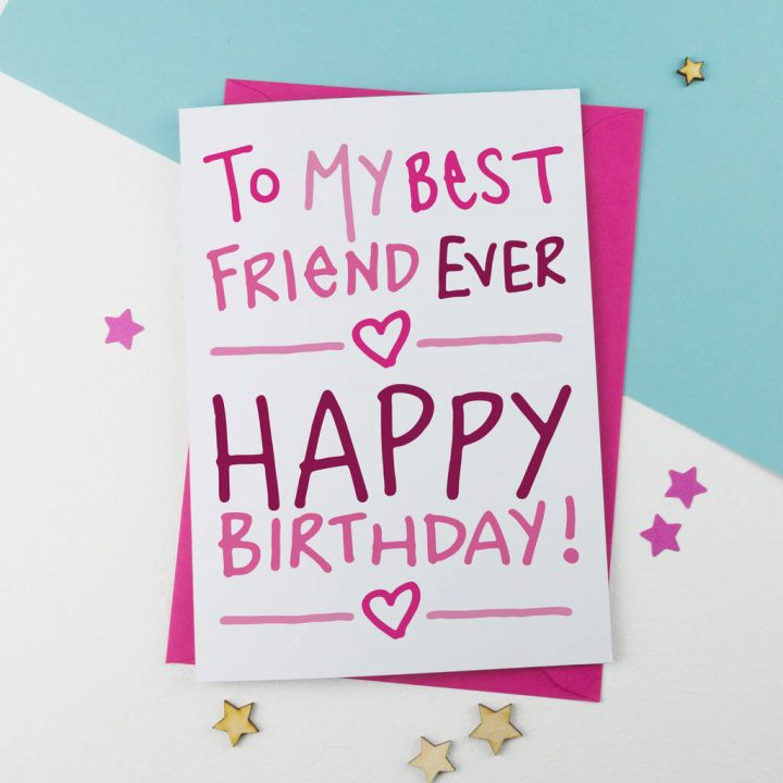 Best Friends Birthday Cards Wishes, Greetings & Images 10
