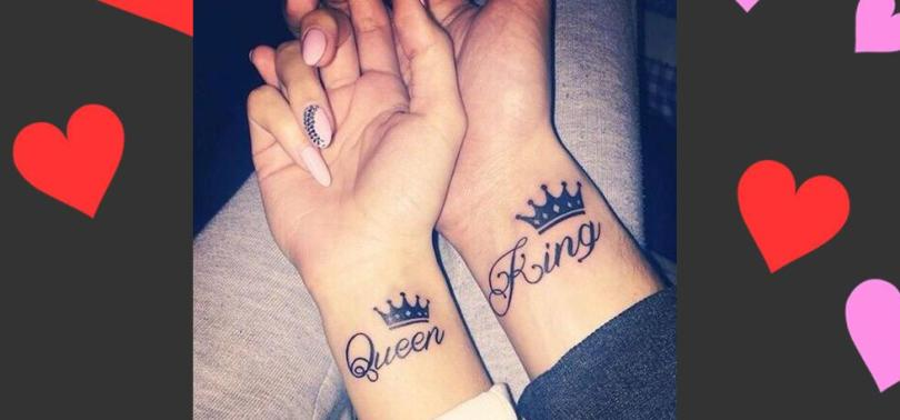 # Couple Tattoos 14