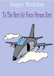 Happy To The Best Air Force person Ever