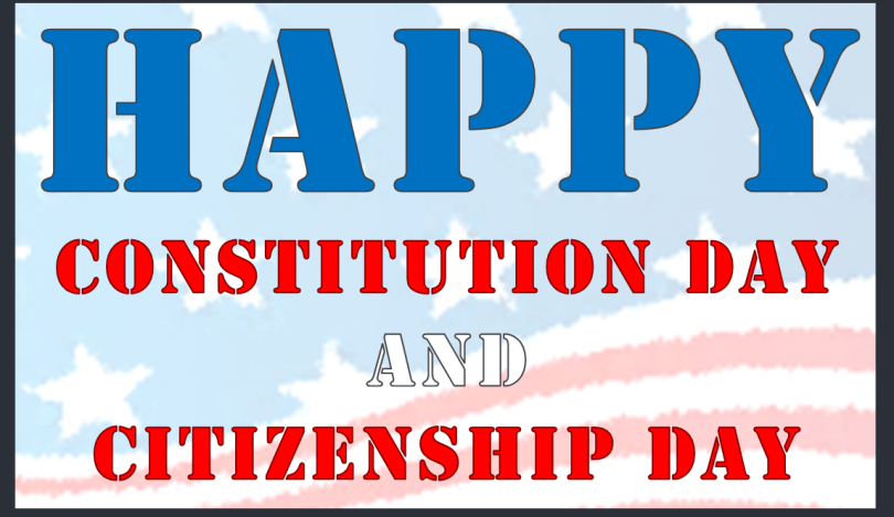 happy constitution day and citizenship day Wishes And Greetings