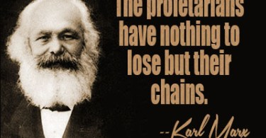Karl Marx Sayings