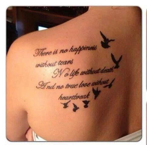 Tattoo Meaning Quotes