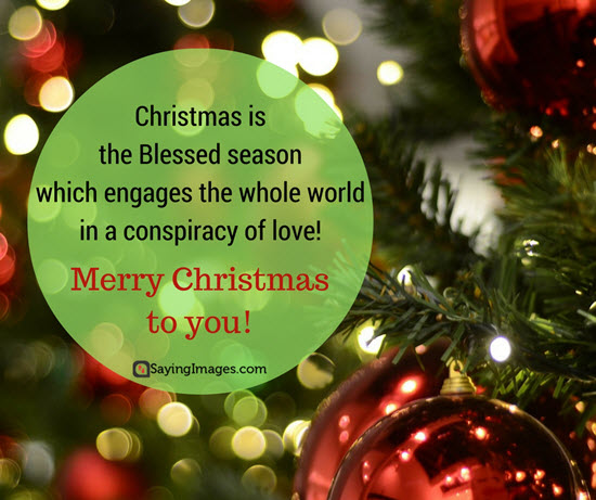 Merry Christmas Quotes 10