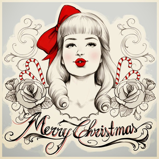 Merry Christmas Tattoos 05