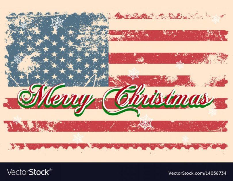 USA Merry Christmas 12