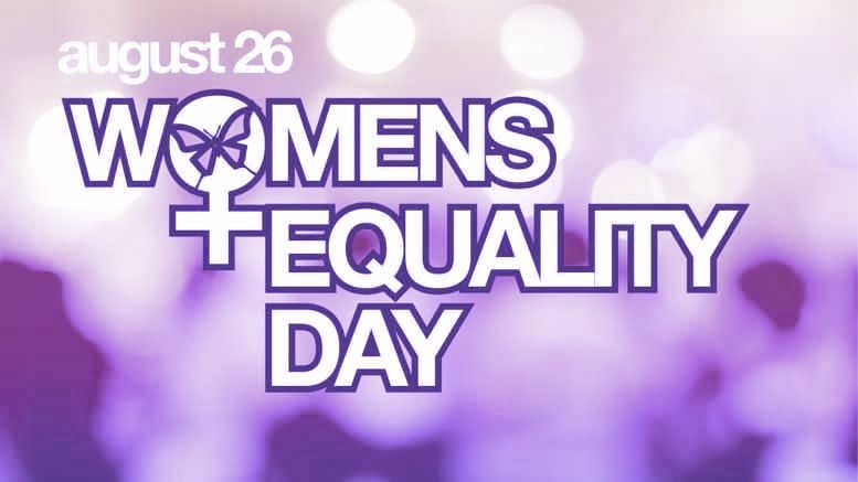 August 26 Womens Equality DAy