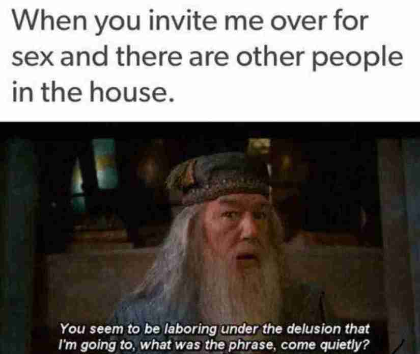 Cool Freaky Memes Harry Potter's school principal