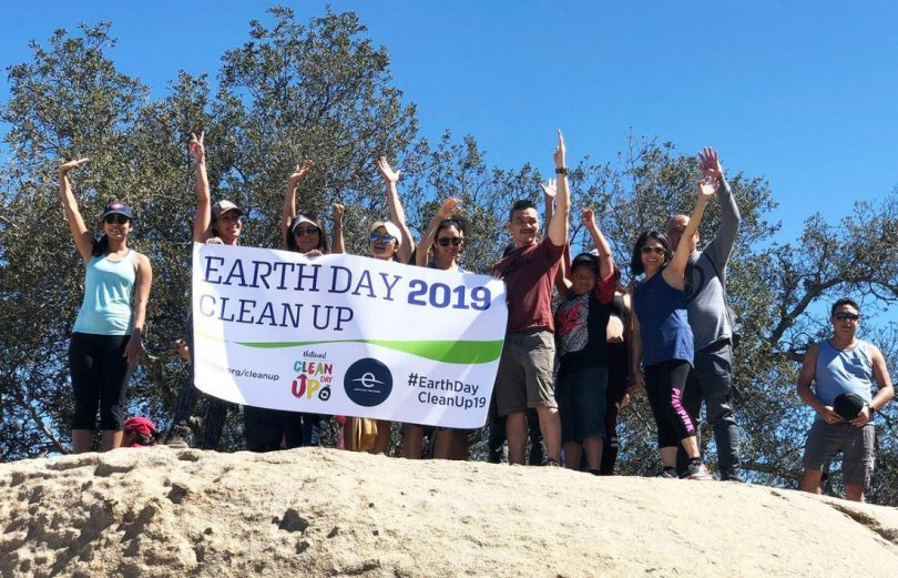 Earth Day 2019 Clean Up day