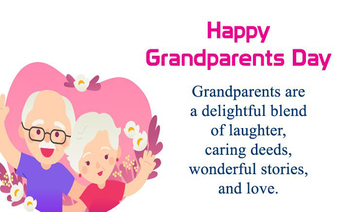 Grandparents Are Delightful Blend Of Laughter