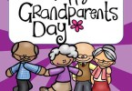Happy Grandparents Day With Faimly
