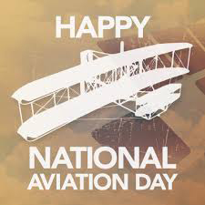 Happy National Aviation Day Greetings