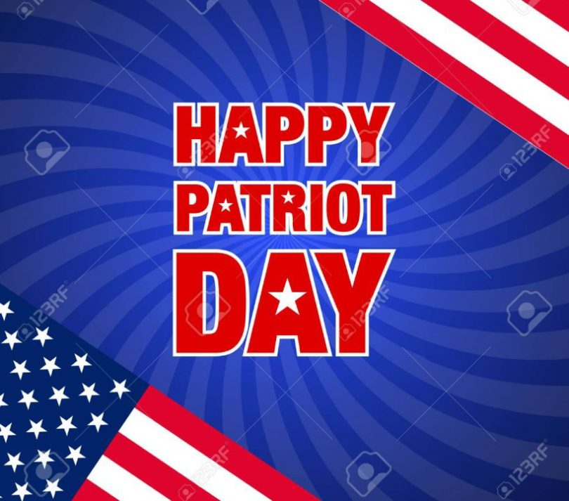 Happy Patriot Day Wishes Images