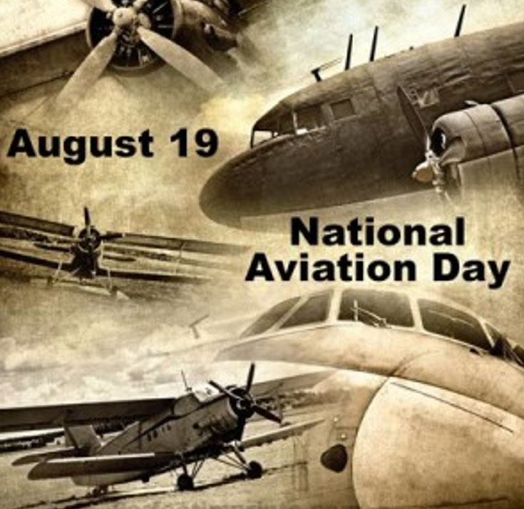 National Aviation Day For Whatsapp