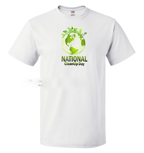 National Cleanup Day With Green Earth