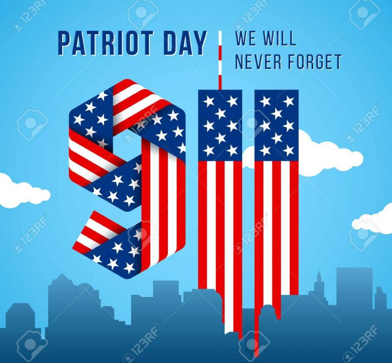 Patriot DAy WE Will Never Forget 11 september